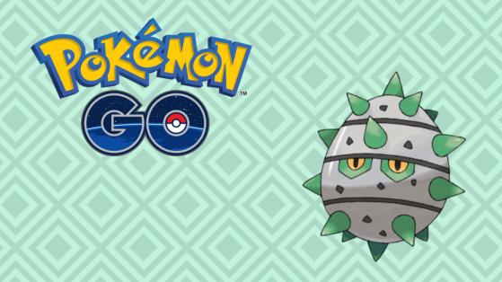 Pokemon GO: Ferroseed on March Research Breakthrough Rewards
