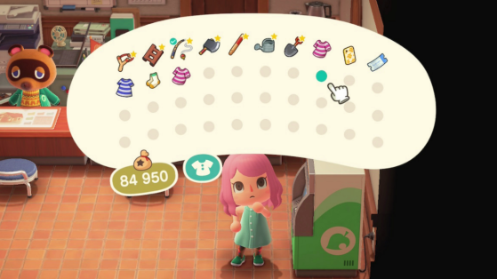 Animal Crossing New Horizons: How to expand your inventory?