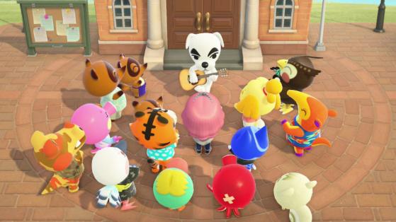 Animal Crossing: New Horizons: How to unlock K.K. Slider