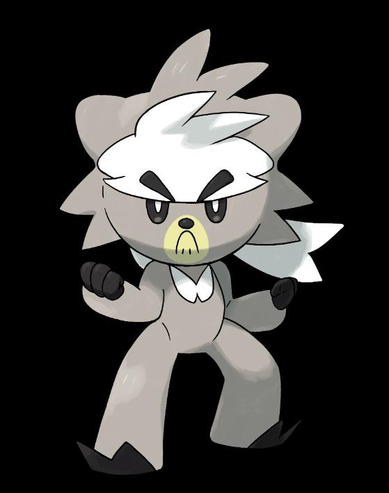 Kubfu - Pokémon Sword and Shield