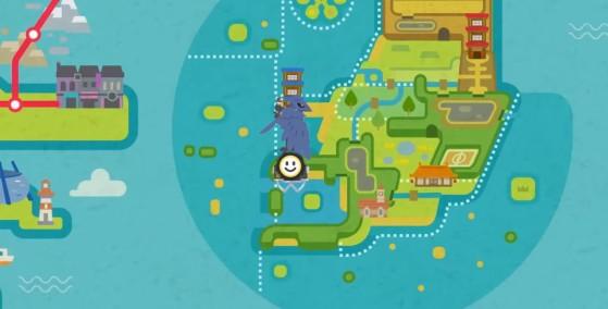 The new island - Pokémon Sword and Shield