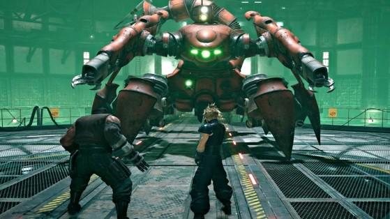 Final Fantasy 7 Remake Walkthrough: All Boss Guides
