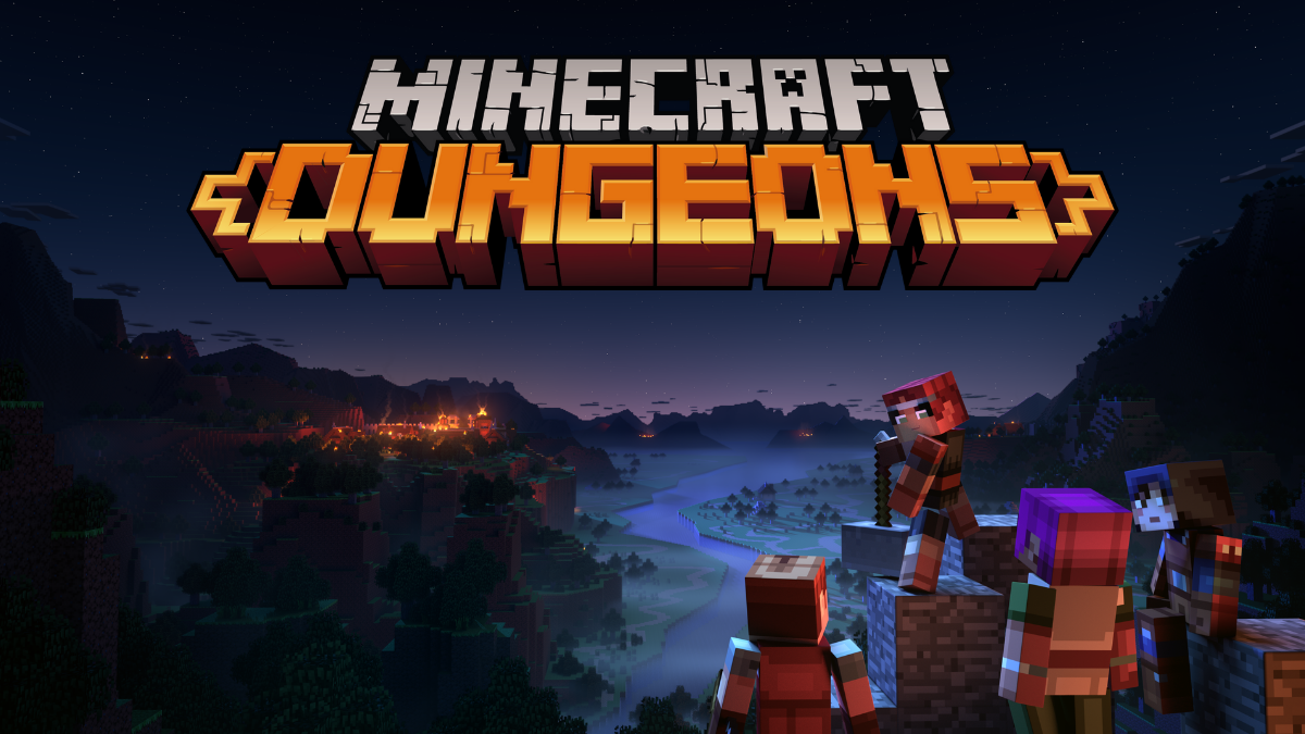 Minecraft Dungeons Review for PC, Xbox One, PS11 & Nintendo Switch