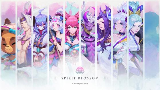 Halloween Event League Of Legends 2020 The Spirit Blossom event begins soon in League of Legends!   Millenium