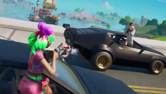 Fortnite Patch 13 40 Notes Brings Cars To The Game Millenium
