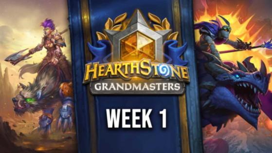 Hearthstone GrandMasters 2020: Season 2: Week 1 Results