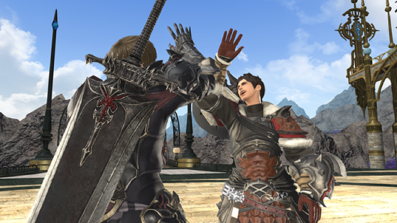 FFXIV 5.31 How to get the Highfive - Uncouth Congratulations emote