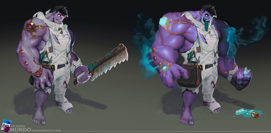 League of Legends: A first look at the Dr. Mundo rework