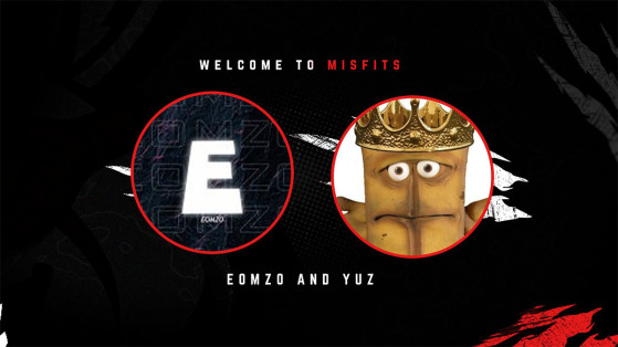 Misfits Gaming recruits Eomzo and Yuz in Fortnite