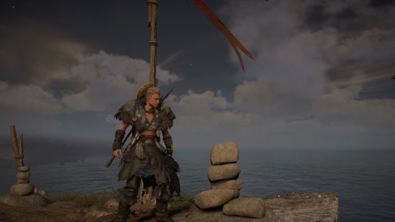 Assassin's Creed Valhalla Mysteries: How Cairns work
