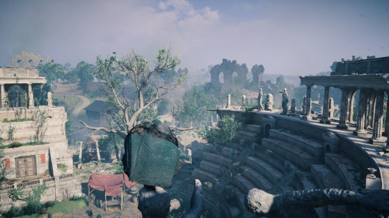 Assassin's Creed Valhalla: All Lunden Artifact location