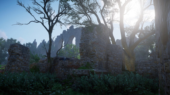 Assassin's Creed Valhalla: Lunden Treasure Hoard Map location and solution