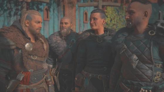 Who betrayed Soma in Assassin's Creed Valhalla?