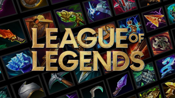 League of Legends Patch 10.24: Items Icons Update