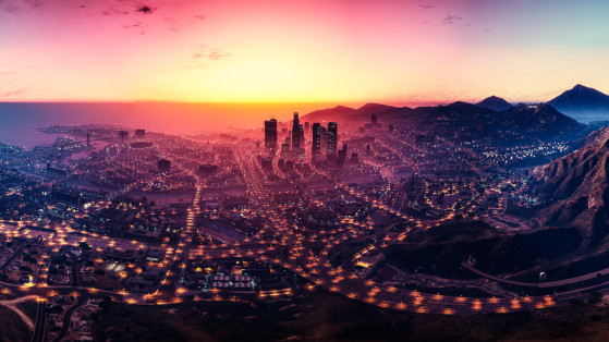 Has GTA6 just been teased in the new GTA Online trailer?