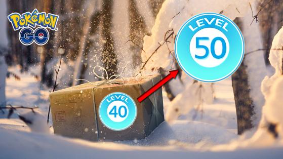 Pokémon Go - Level 41 to 50 requirements