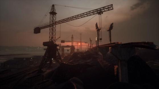Haven: Coal Yards - PUBG