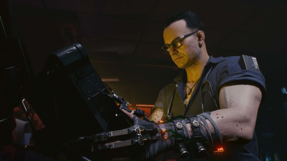 Cyberpunk 2077: How to respec your perk points