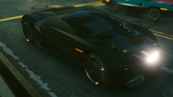 How to get the Batmobile fastest car in Cyberpunk 2077