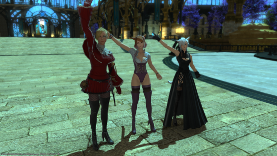 Bring your friends back to FFXIV and earn rewards