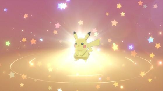 Adopt a special edition Pikachu in Pokémon Sword & Shield