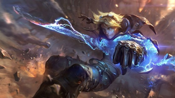 Lol Wild Rift: Ezreal AD Carry Build Guide