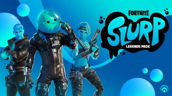 What is in the Fortnite Item Shop today? The Slurp Legends are back on January 15