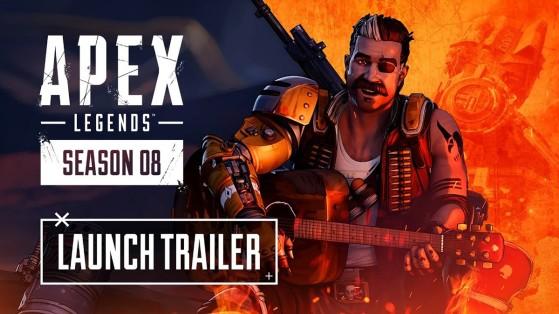 Apex Legends Season 8 gets an explosive launch trailer!