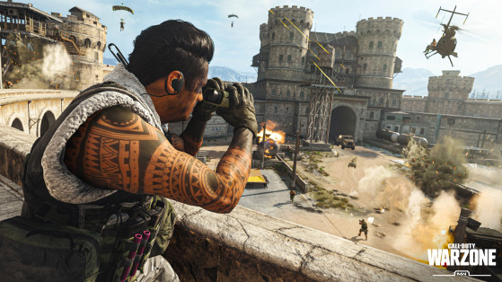 Warzone players call for anti-cheat, Warzone anti-cheat, Activision