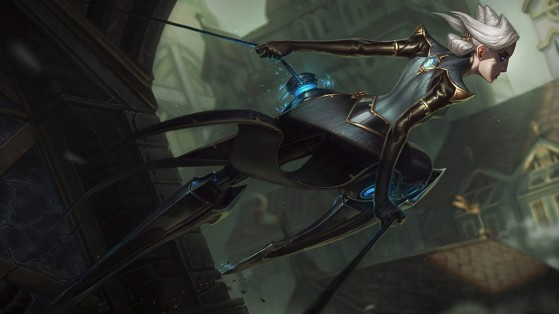 LoL Wild Rift: Camille Top Build Guide