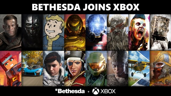 Bethesda has officially joined the Xbox Team