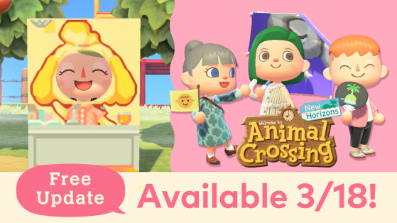 Animal Crossing: New Horizons is getting a big anniversary update