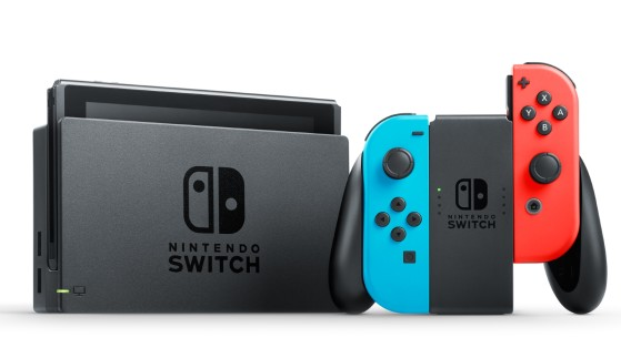 A new Nintendo Switch model would release later this year