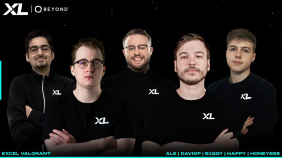 Excel Esports reveals completed VALORANT roster