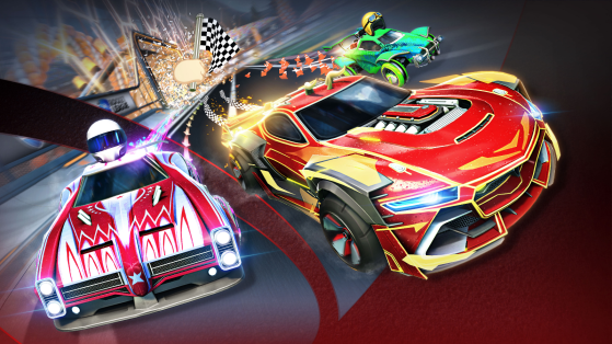 Rocket League Season 3 is here, along with a new Rocket Pass