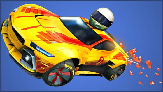 Tier 1-10 rewards - Rocket League