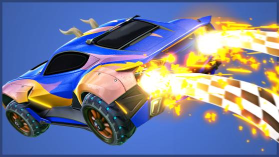 Tier 11-20 rewards - Rocket League