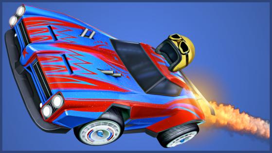 Tier 21-30 rewards - Rocket League