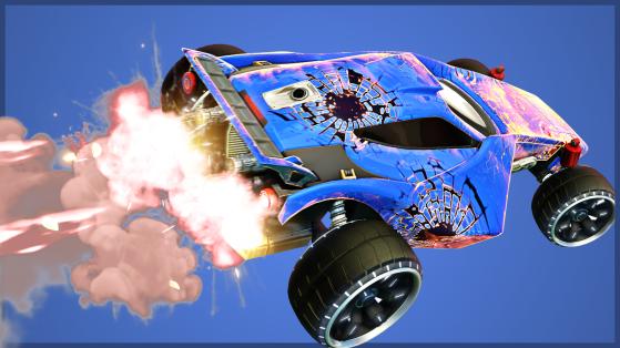 Tier 31-40 rewards - Rocket League