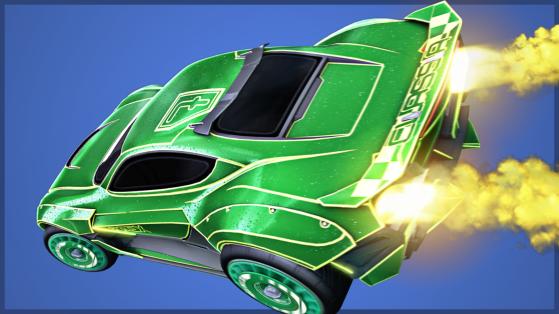 Tier 41-50 rewards - Rocket League