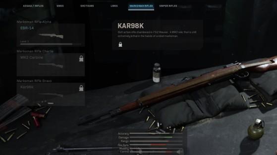 The best Kar98K Warzone loadout