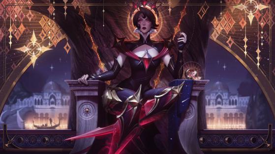League of Legends announce Arcana skins