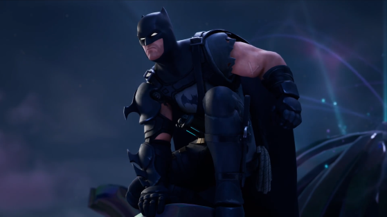 Game files suggest Batman content coming to Fortnite