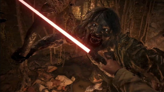 Resident Evil Village: How to unlock the Lightsaber