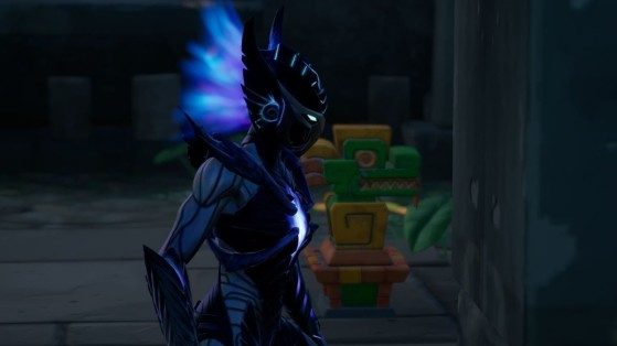 Fortnite Season 6 Challenge: Raid an artefact from Stealthy Stronghold and from Coral Castle