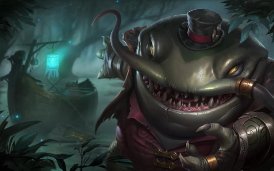 Tahm Kench rework on its way to League of Legends