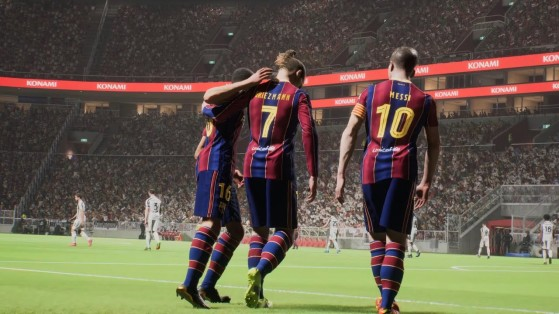 PES 2022 might launch as a free-to-play title