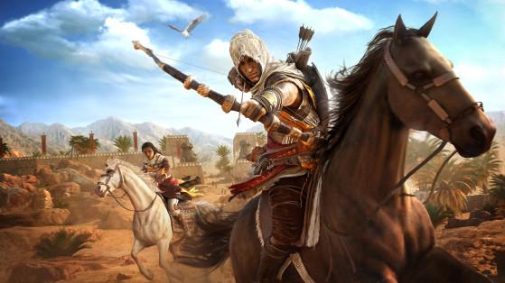 Ubisoft unveils Assassin's Creed Infinity, a new cross-studio title