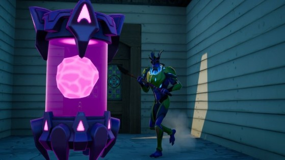 Where to find Alien Artifacts in Week 6 of Fortnite