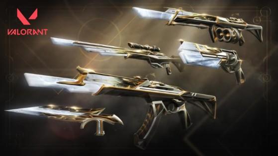 LoL Sentinels of Light skins live in Valorant